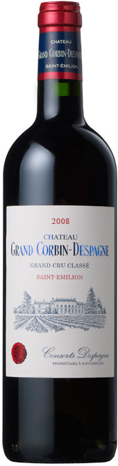 Grand Corbin-Despagne 2008