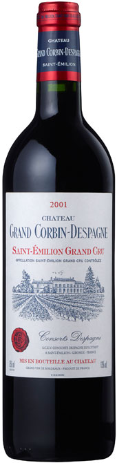 Grand Corbin-Despagne 2001