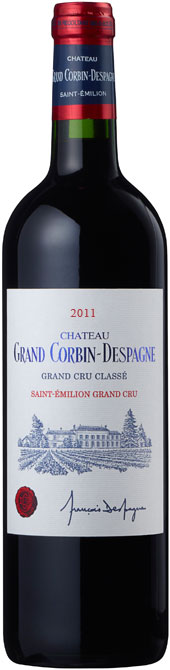 Grand Corbin-Despagne 2011